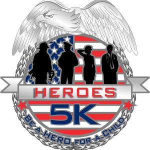 Event Home: Heroes 5K at Micanopy Pavilion at Okeeheelee Park